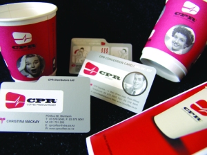 CPR Coffee Premium Roast - a longtime client.